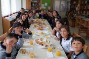 Desayuno de Bienvenida a Alumnos Nuevos